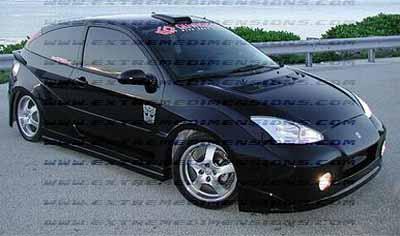 2002-2004 FOCUS TYPEQ FRONT BAR