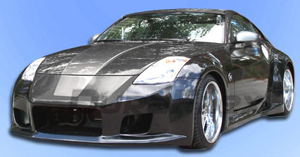 03-07 Nissan 350Z Buddy Club 2 Wide Body Kit