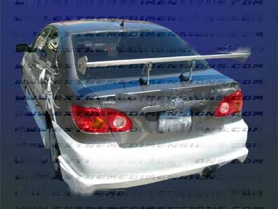 2003-2004 COROLLA DRIFTER REAR BAR