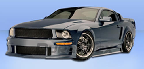 2005-2008 Ford Mustang GT Concept Front Bumper