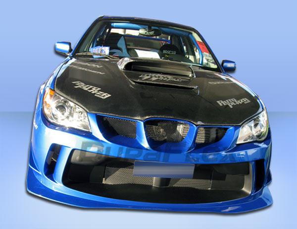 2006-2007 Subaru Impreza Z-Speed Front Bumper
