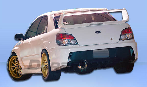2006-2007 Subaru Impreza Z-Speed Rear bar