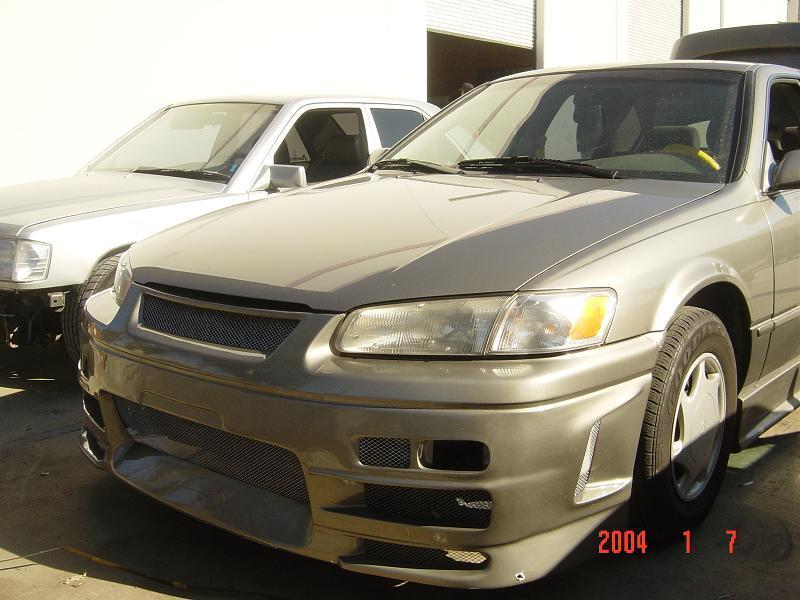 1997 2001 Toyota Camry Evo 4 Front Bar