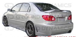 2003-2006 Corolla BUDDY CLUB 2 R/B