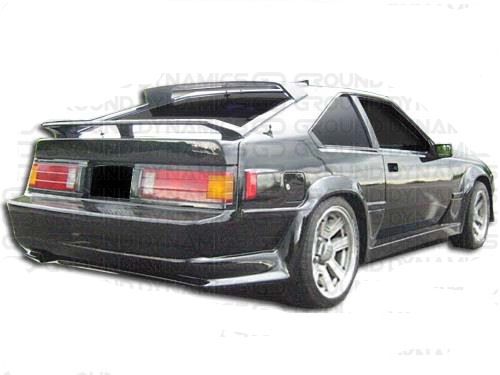 1982-1986 TOYOTA SUPRA F1 REAR LIP