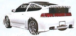 1988-1991 CRX BW SIDE SKIRT