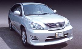 2004-2006 LEXUS RX330 Platinum F/B