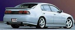1993-1997 LEXUS - GS300_400 VADER REAR BAR