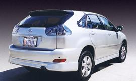 2004-2006 LEXUS RX330 Platinum Rear Lip