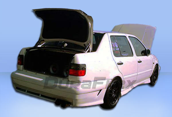 1993-1998 VW golf combat rear bar