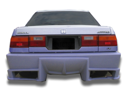 1986-1989 HONDA Accord 4DR Bomex2 R/B
