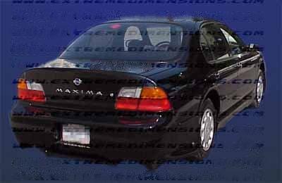 1995-1999 MAXIMA EVO REAR BAR