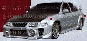 1997-2001 MIRAGE EVO 5 WIDEBODY FRONT BAR