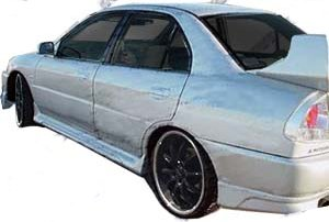1997-2001 MIRAGE EVO 5 SIDE SKIRT