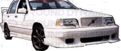 1993-1997 VOLVO 850 DTM FRONT LIP