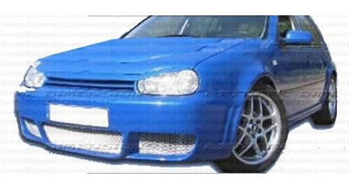 1999-2006 Volkswagen Golf Gti Piranha FB