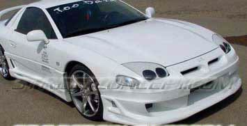 1994-1999 mitsubishi 3000gt bomex front bar