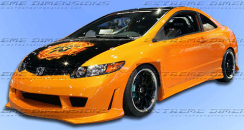 2006-2008 HONDA CIVIC 2D TYPE M SS