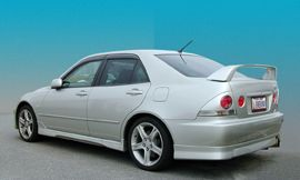 2000-2004 LEXUS IS300 TRD rear lip