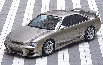 Nissan Silvia S14 CI Model