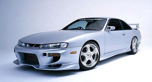 Nissan Silvia S14 CI Model 97+