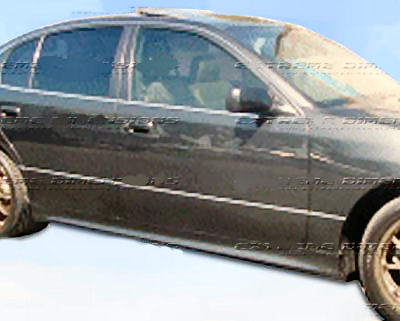 1998-2003 TOYOTA LEXUS GS300-400 Xplosion side skirts