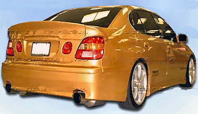 1998-2003 TOYOTA LEXUS GS300-400 Xplosion rear bar